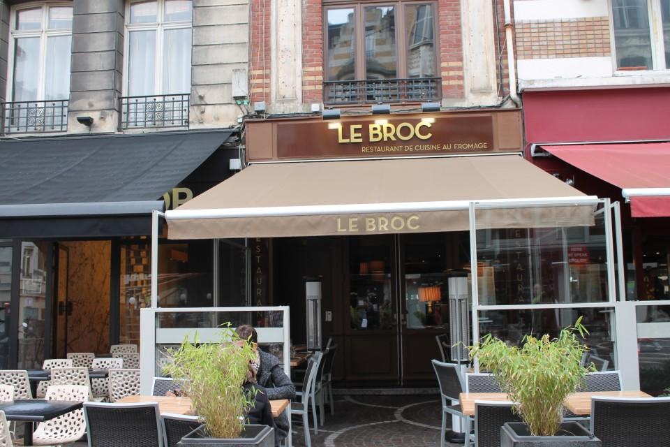 Restaurant Lille Centre Ville